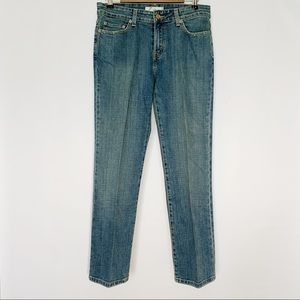 Levi's 515 Medium Wash Bootcut Boot Cut Jeans